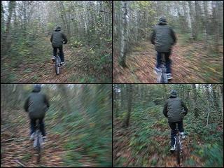 Eric à fond, en pleine forêt [6,57Mo]