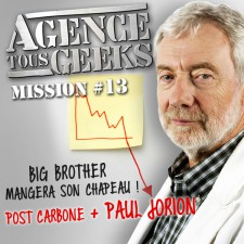Agence Tous Geeks - Paul Jorion